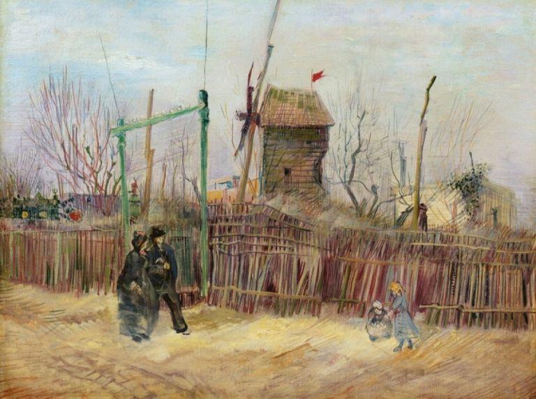 Στο σφυρί σπάνιος πίνακας του Βαν Γκογκ | tanea.gr