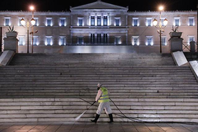 Υπομονήγια να φτάσουμε... στο καλοκαίρι ζήτησε η Πελώνη - Ευελπιστεί να μην χρειαστεί παράταση των μέτρων στην Αττική | tanea.gr