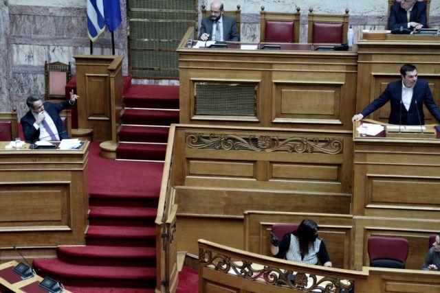 Μάχη κορυφής για #MeToo και Λιγνάδη στη Βουλή : Τι θα πει ο Μητσοτάκης, πώς θα απαντήσει ο Τσίπρας   tanea.gr