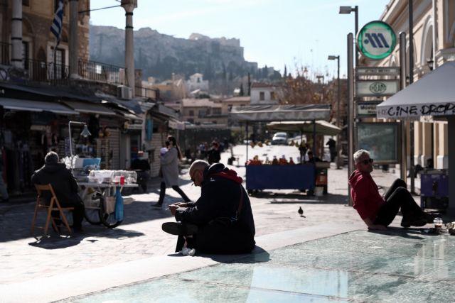 Φλέγεται το κέντρο της Αθήνας με τριψήφιο αριθμό κρουσμάτων | tanea.gr