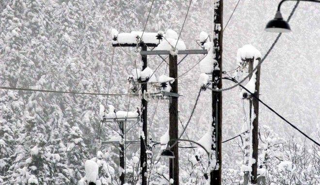 Πού υπάρχουν διακοπές ρεύματος λόγω Μήδειας   tanea.gr
