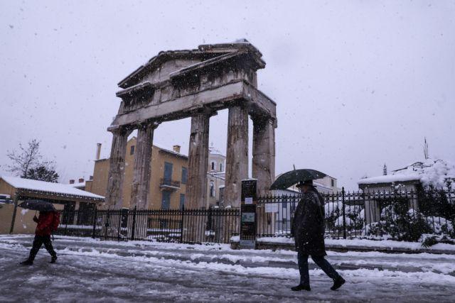 ΣΥΡΙΖΑ για διαχείριση κακοκαιρίας : Η κυβέρνηση κατάφερε ν' αφήσει στην τύχη της ακόμα και την Αθήνα   tanea.gr