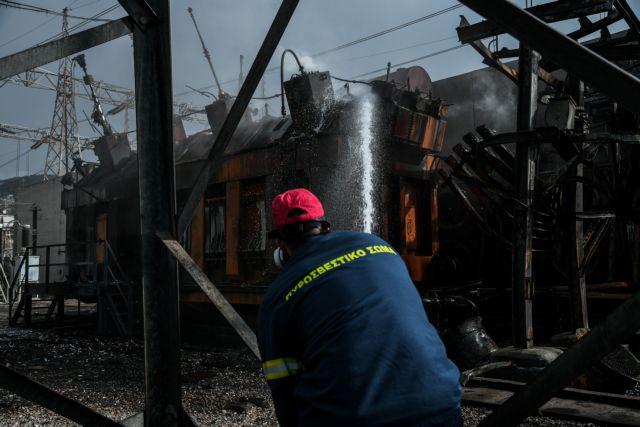 ΠΕΝ : Καμία ανησυχία για επιβάρυνση της ατμόσφαιρας από τη φωτιά στο ΚΥΤ Ασπροπύργου | tanea.gr