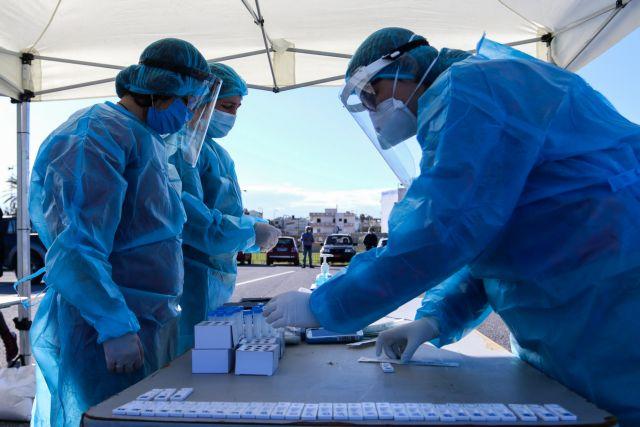 Που γίνονται δωρεάν rapid τεστ από τον ΕΟΔΥ την Τρίτη στην Αθήνα | tanea.gr