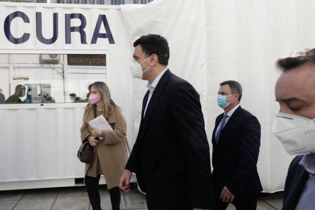 Κικίλιας : Νέα εμβολιαστικά κέντρα από Δευτέρα στη Θεσσαλονίκη   tanea.gr