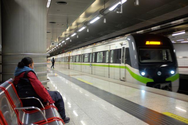 Κλειστός ο σταθμός του μετρό «Πανεπιστήμιο»   tanea.gr