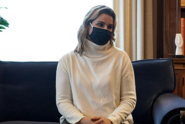 Μπεκατώρου για αποκάλυψη κακοποίησης : Ξαναβίωσα το τραύμα από την αρχή, αρρώστησα, έβλεπα εφιάλτες | tanea.gr