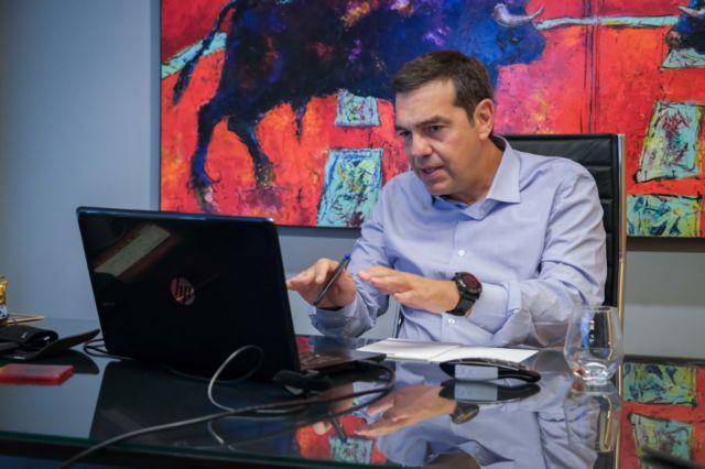 Τσίπρας για εμβόλιο : Ο Μητσοτάκης θα συρθεί από τις εξελίξεις για τις πατέντες | tanea.gr