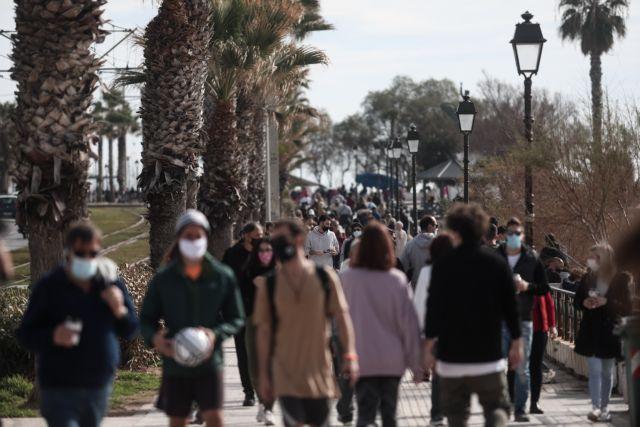 Αυτά τα επιδημιολογικά στοιχεία σήμαναν συναγερμό στο Μαξίμου - Προς lockdown με κλειστά σχολεία και χωρίς click away | tanea.gr