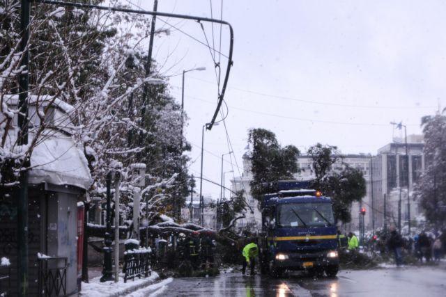 Η Μήδεια υποχωρεί, τα προβλήματα ηλεκτροδότησης παραμένουν – «Στοίχημα» η επαναφορά του ρεύματος παντού λέει ο Χαρδαλιάς | tanea.gr