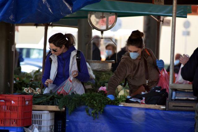 Κανονικά οι λαϊκές αγορές σε Αθήνα και Θεσσαλονίκη το Σάββατο | tanea.gr