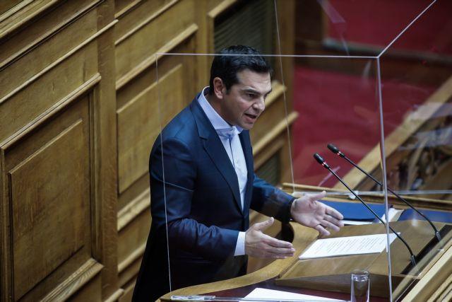 Ο Τσίπρας διαχώρησε τη θέση του για όσα ανεύθυνα γράφονται στα social media | tanea.gr