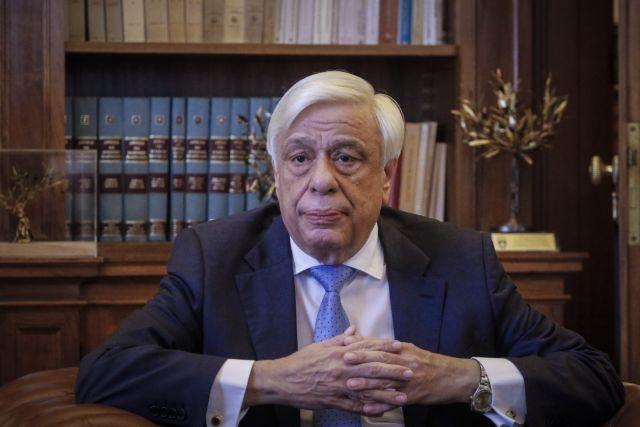 Μόνη διαφορά με Τουρκία η οριοθέτηση υφαλοκρηπίδας και ΑΟΖ λέει ο Παυλόπουλος   tanea.gr