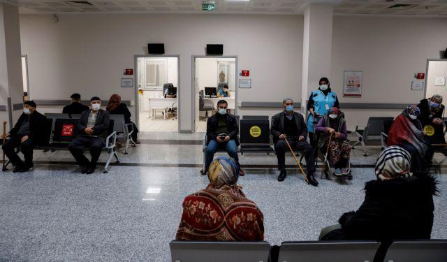 Πάνω από πέντε εκατ. εμβολιάστηκαν κατά του κοροναϊού λένε οι Τούρκοι | tanea.gr