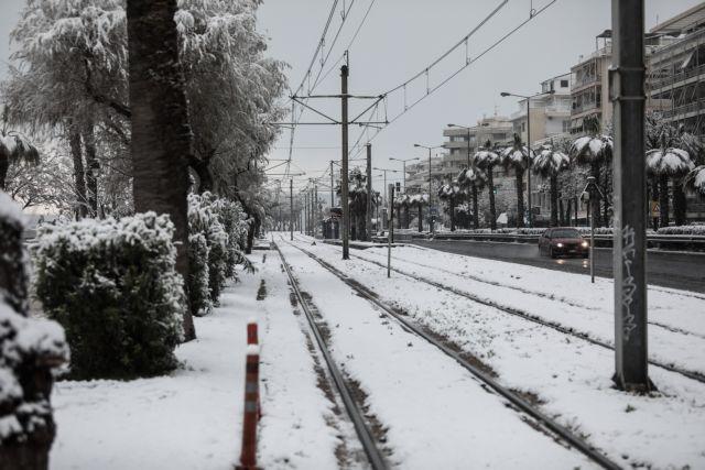 Πού έχει διακοπεί η κυκλοφορία – Πού χρειάζονται αλυσίδες | tanea.gr