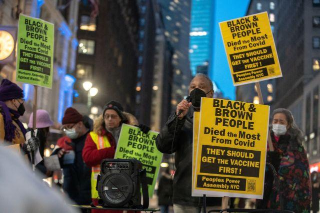 Λύση για τον εμβολιασμό ανά τον κόσμο η κατάργηση της «πατέντας»; | tanea.gr