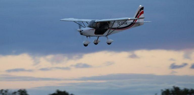 Βρέθηκαν συντρίμμια του εκπαιδευτικού αεροσκάφους | tanea.gr