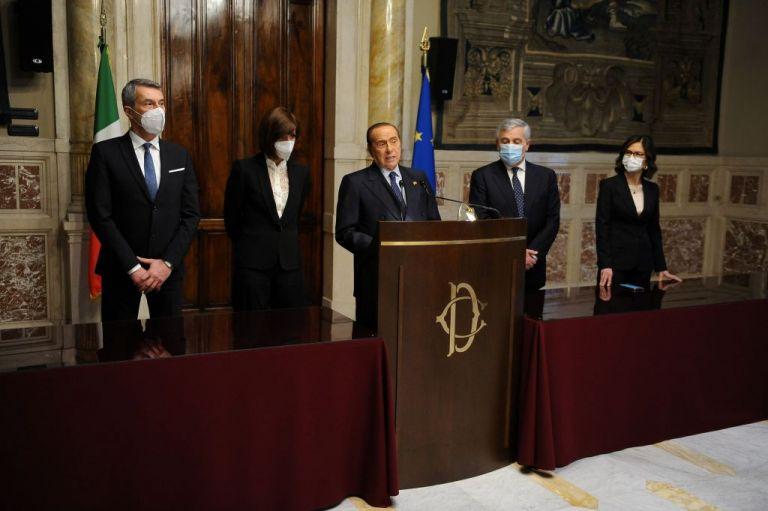 Ιταλία: Ολοκληρώνονται οι διαβουλεύσεις του Μάριο Ντράγκι με τα κόμματα | tanea.gr