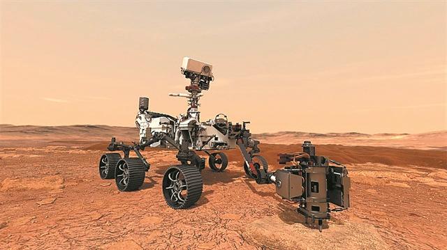 «Βλέπαμε εικόνες από άλλο κόσμο»: Η ελληνίδα που συμμετείχε στην επιχείρηση της NASA στον Άρη μιλάει στα «ΝΕΑ» | tanea.gr