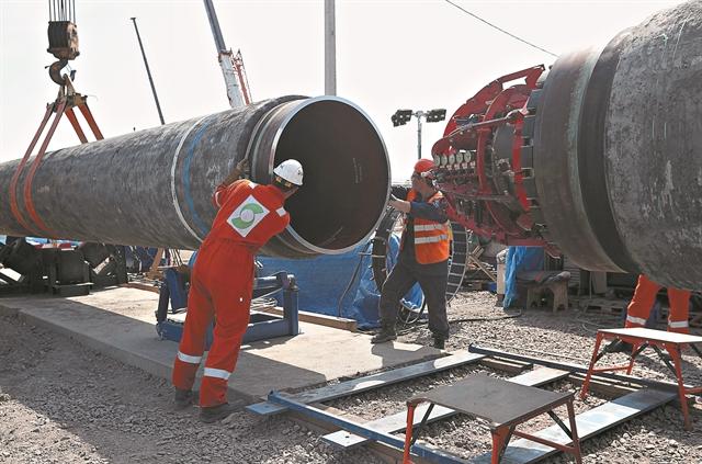 Ερχεται η ώρα της κρίσης για τον Nord Stream 2 | tanea.gr