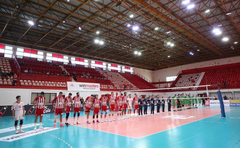Ολυμπιακός-Παναθηναϊκός: Ντέρμπι αιωνίων στη Volleyleague   tanea.gr