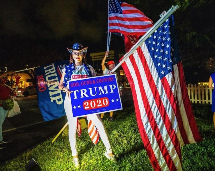 Η Αμερική του Τραμπ μέσα από τον φακό του Ruddy Roye | tanea.gr