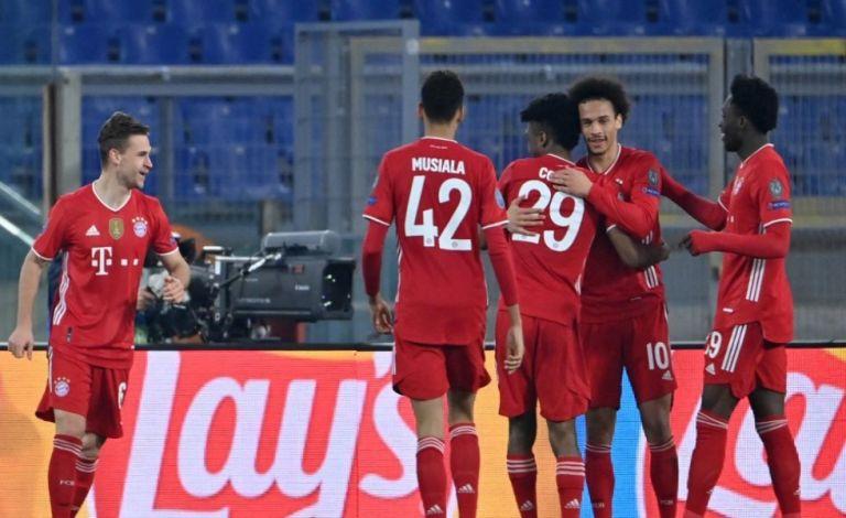 Αήττητη επί 17 συνεχή εκτός έδρας ματς στο Champions League η Μπάγερν | tanea.gr