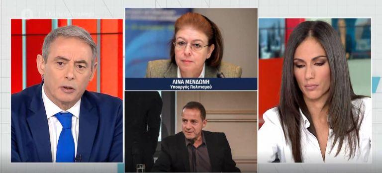 Μενδώνη : Όταν οι καταγγελίες είναι επώνυμες και επαναλαμβανόμενες δε χρειάζεται να περιμένουμε το δικαστήριο | tanea.gr
