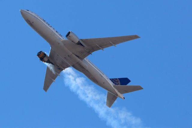 Καθήλωση πάνω από 120 Boeing 777 μετά την παρ' ολίγον αεροπορική τραγωδία στις ΗΠΑ   tanea.gr