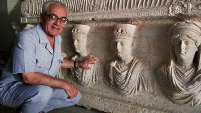 Συρία: Βρέθηκε η σορός του διαπρεπούς αρχαιολόγου που αποκεφάλισε ο ISIS στην Παλμύρα το 2015 | tanea.gr