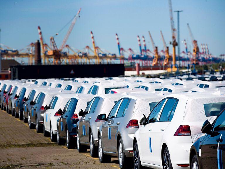 Γερμανία: SOS από την ατμομηχανή της οικονομίας, τις εξαγωγές | tanea.gr