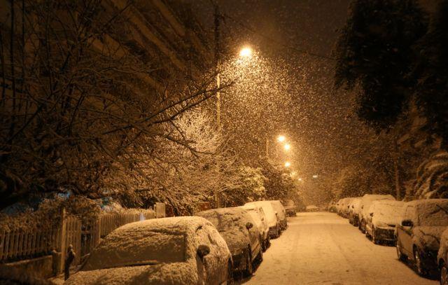 Κακοκαιρία «Μήδεια»: Στην κατάψυξη η Ελλάδα – Χιόνια στο κέντρο της Αθήνας | tanea.gr