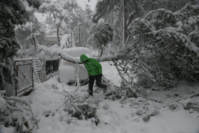 Aegean Lake Effect: Το φαινόμενο που έφερε τα χιόνια στην Ελλάδα   tanea.gr