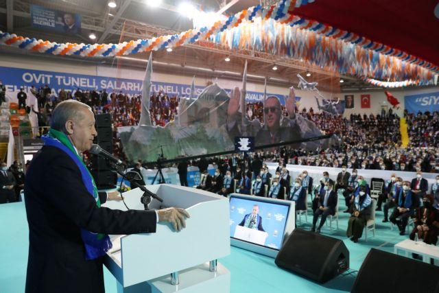 Η Τουρκία βαδίζει προς τον στόχο της για περιφερειακή και παγκόσμια ηγεσία λέει ο Ερντογάν   tanea.gr