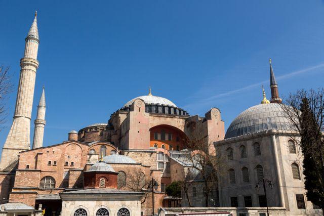 Δένδιας : Η μετατροπή της Αγίας Σοφίας σε τέμενος αντιβαίνει σε κάθε έννοια σεβασμού της πολιτιστικής κληρονομιάς | tanea.gr