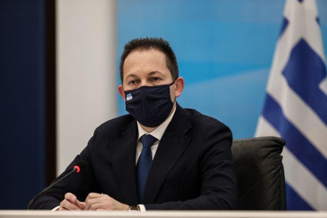 Θεσμική πρωτοβουλία για ξεκαθάρισμα αρμοδιοτήτων ανάμεσα σε αυτοδιοίκηση και κράτος επιβεβαίωσε ο Πέτσας | tanea.gr