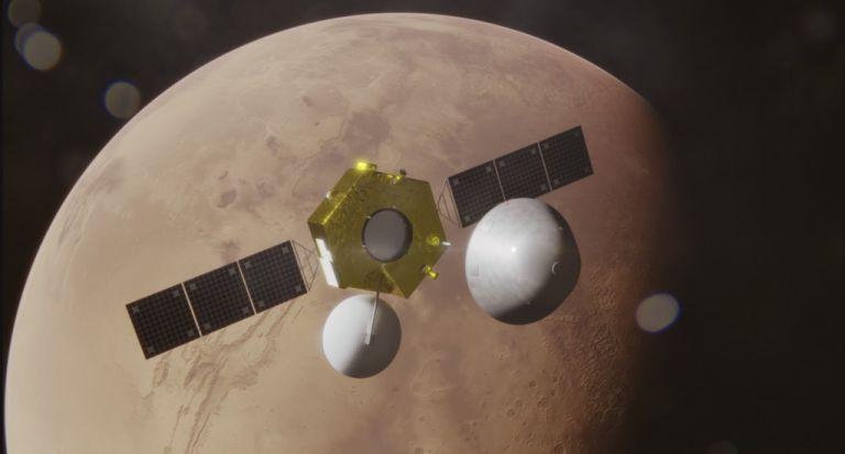 Δεύτερο σκάφος φτάνει στον Άρη σε διάστημα δύο ημερών | tanea.gr