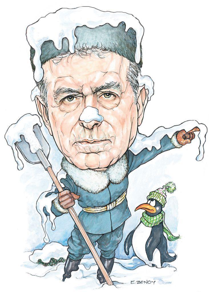 Το σκίτσο της Έφης Ξένου για τα ΝΕΑ της Τετάρτης 17 Φεβρουαρίου