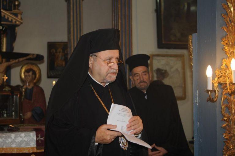 Εκπτωτος του Θρόνου ο Μητροπολίτης Γέρων Χαλκηδόνος Αθανάσιος με απόφαση της Ιεράς Συνόδου   tanea.gr
