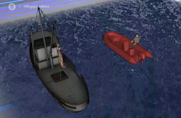 Σήφης Βαλυράκης: «Αδύνατο να χτυπήθηκε από την προπέλα του σκάφους του» | tanea.gr