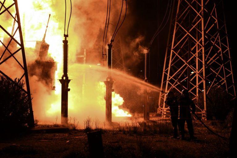 ΑΔΜΗΕ : Από βραχυκύκλωμα η έκρηξη στον Ασπρόπυργο | tanea.gr