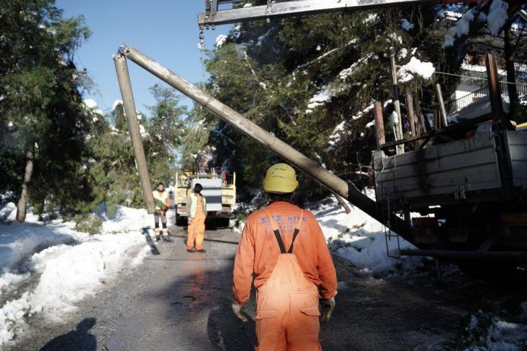 ΔΕΗ : Τριπλάσια έκπτωση σε όσους έμειναν χωρίς ρεύμα | tanea.gr