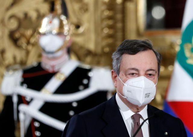 Ιταλία : Αναλαμβάνει πρωθυπουργός ο Μάριο Ντράγκι | tanea.gr