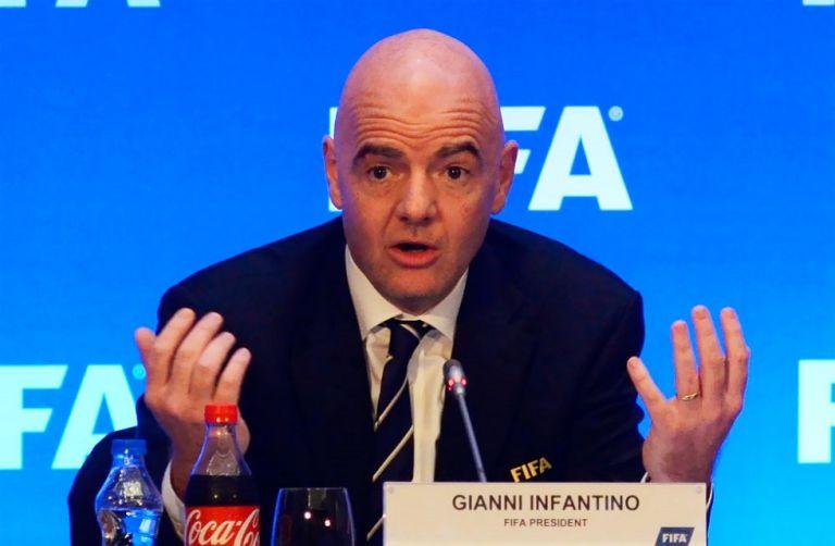 Ινφαντίνο : Με γεμάτα γήπεδα οι αγώνες του Μουντιάλ 2022 στο Κατάρ | tanea.gr