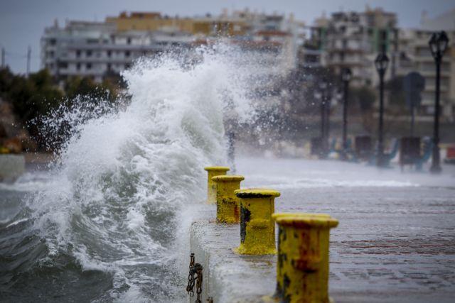 Βροχές, καταιγίδες και μποφόρ και σήμερα | tanea.gr
