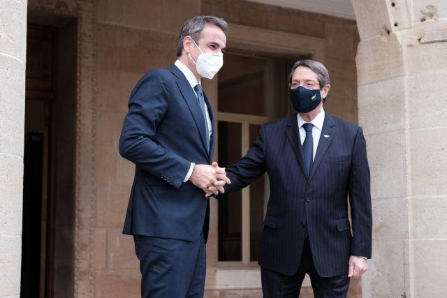 Μητσοτάκης : Η ΕΕ να προμηθευτεί το συντομότερο τις συμφωνημένες δόσεις του εμβολίου | tanea.gr