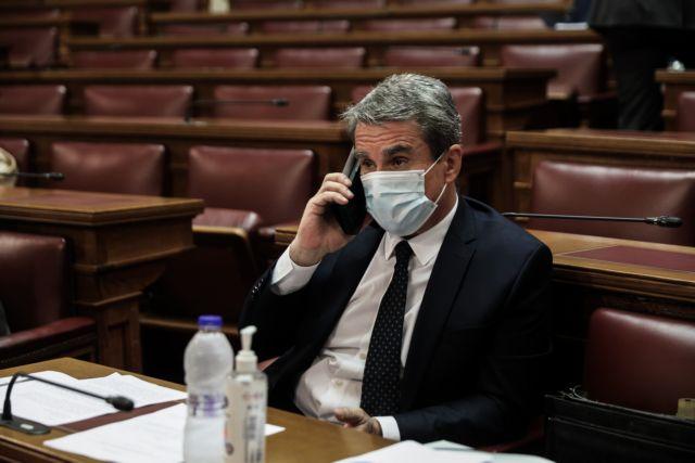 Λοβέρδος : Στήριξη σε Χρυσοχοΐδη για το κλείσιμο της Εθνικής Οδού - Τι είπε η Γεννηματά | tanea.gr
