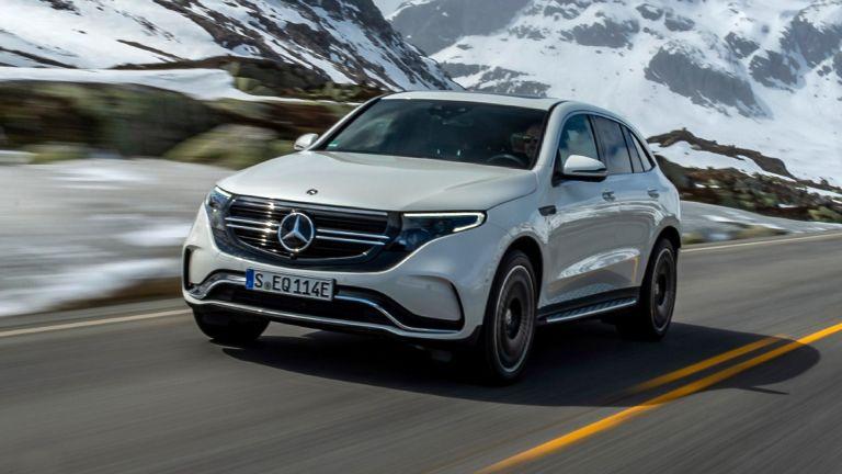 Mercedes-Benz EQC 400 4MATIC AMG Line: Ηλεκτρικό και σπορ   tanea.gr