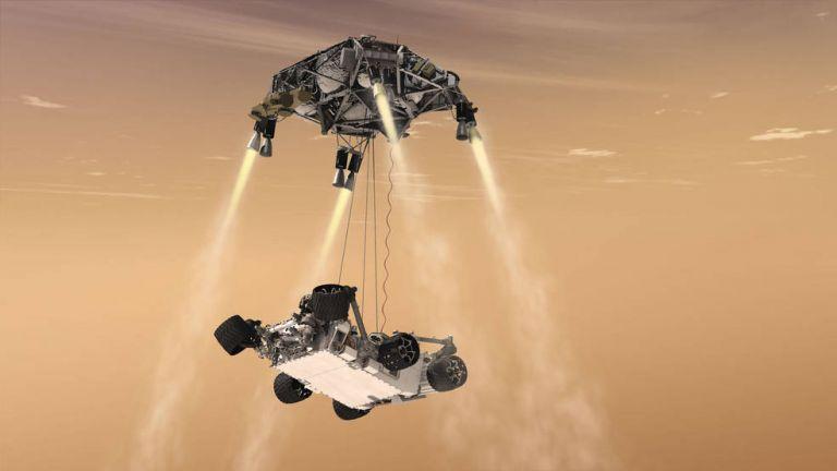 Νέο κεφάλαιο στην εξερεύνηση του  Άρη άνοιξε το Perseverance - Η ιστορική προσεδάφισή του στον Κόκκινο Πλανήτη | tanea.gr