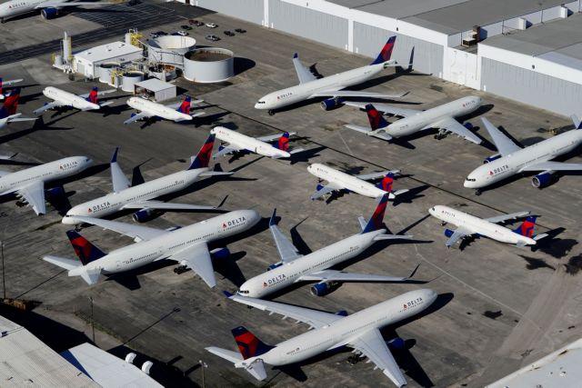 Η NASA κρούει τον κώδωνα του κινδύνου για την ασφάλεια των πτήσεων | tanea.gr